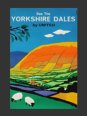 Graphically Stevens 1960s Travel Posters By Harry