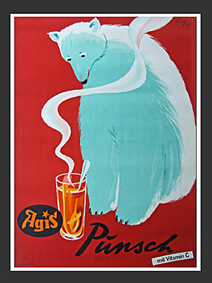 Agis Punch Poster
