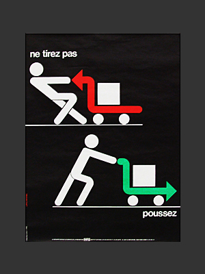 Push not Pull Poster