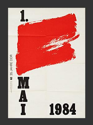 May 1984 Poster