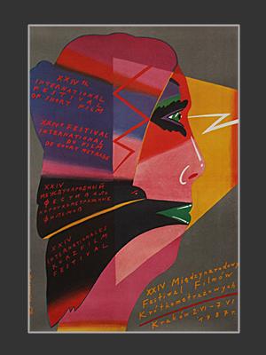 Polish film poster
