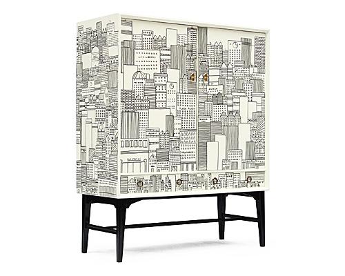 Metropolis Cabinet