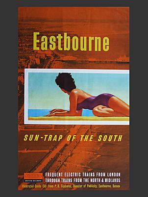 Eastbourne Poster