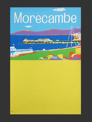 Morecambe poster