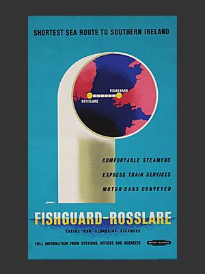 Fishguard poster