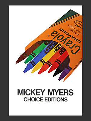 Mickey Myers Poster