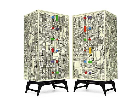 Metropolis drawers