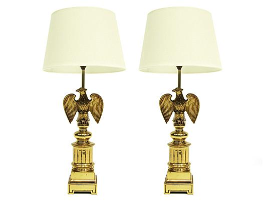 Eagle Lamps