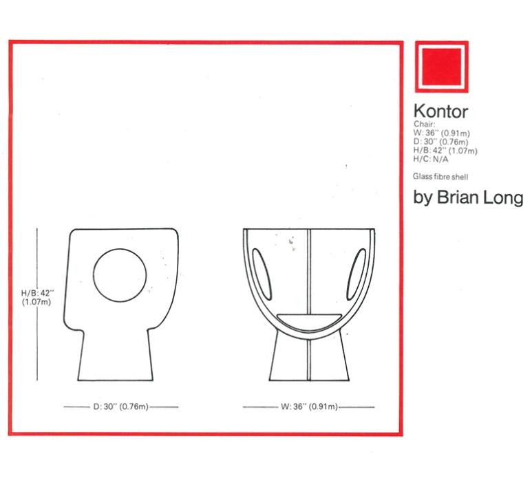 Kontor-brochure