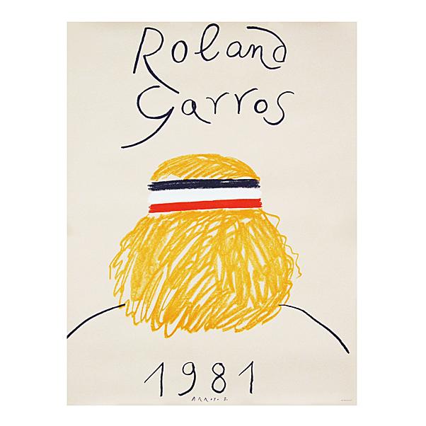 Garros 81 Poster