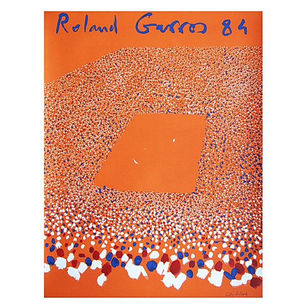 Garros84 Poster