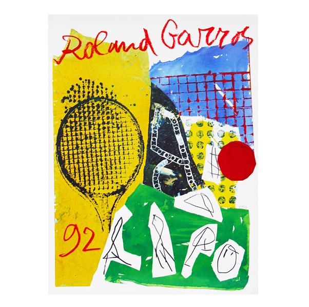 Garros92 Poster