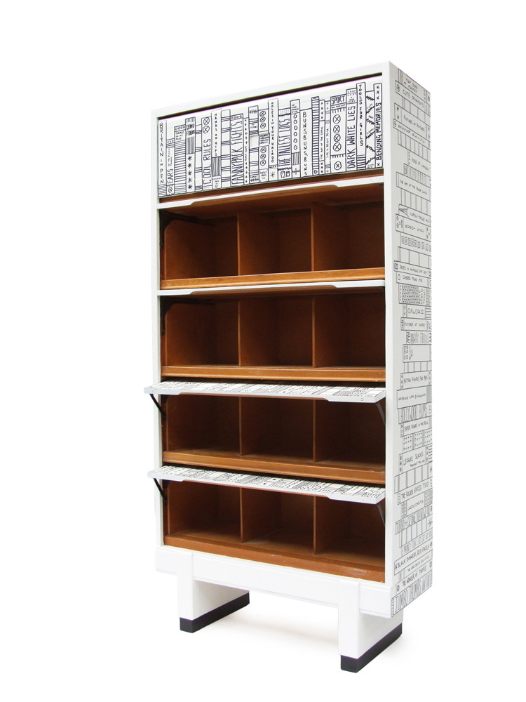 Index Bookcase