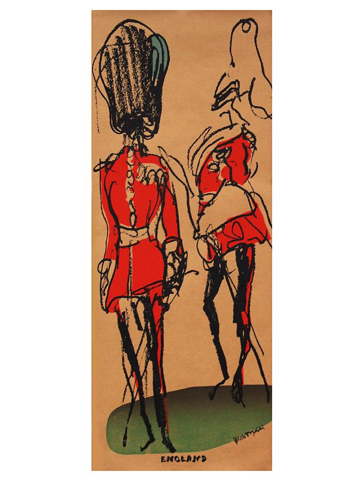 Jubilee Guard Poster